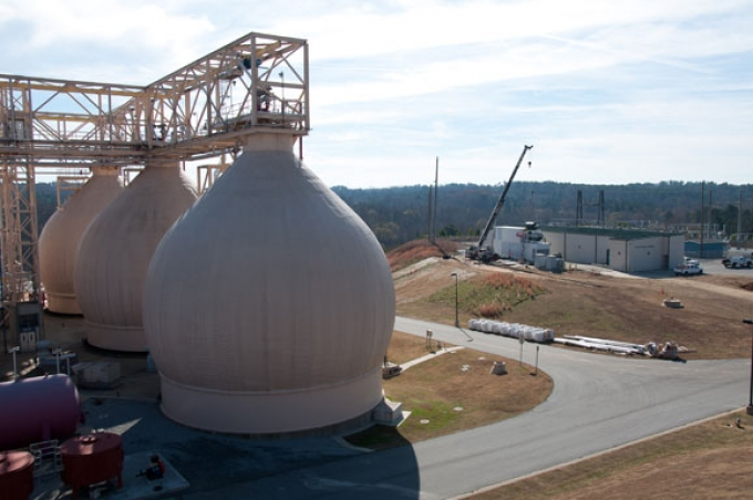 Wastewater-to-Energy: The F  Wayne Hill Water Resources Center