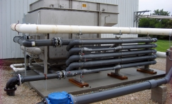 Farbest Foods Wastewater Treatment Plant Improvements
