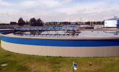 Bogotá River Environmental Restoration Project: Upgrade/Expansion of Salitre WWTP