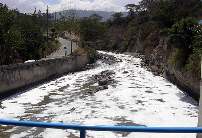 Integrated Water And Sewer Master Plan For Quito Ecuador
