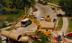 Miami Dade Inflow/Infiltration Reduction Program