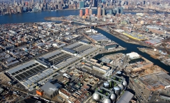 NYCDEP Newtown Creek Wastewater Treatment Plant Preliminary Treatment Upgrade