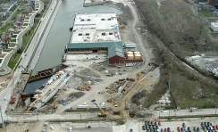 Conner Creek CSO Control Facility: Michigan's Largest