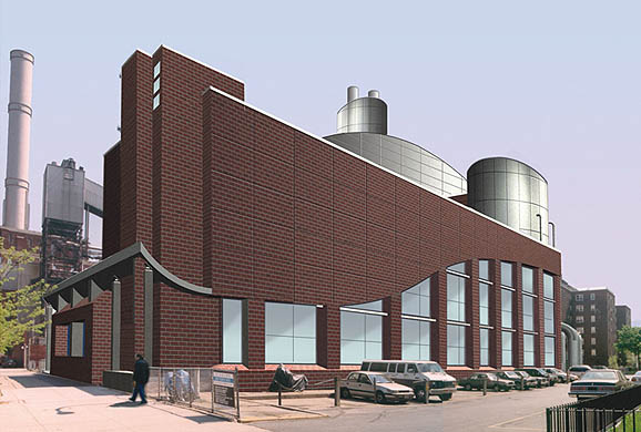 Manhattan Pump Station Sustainable Upgrades Projects