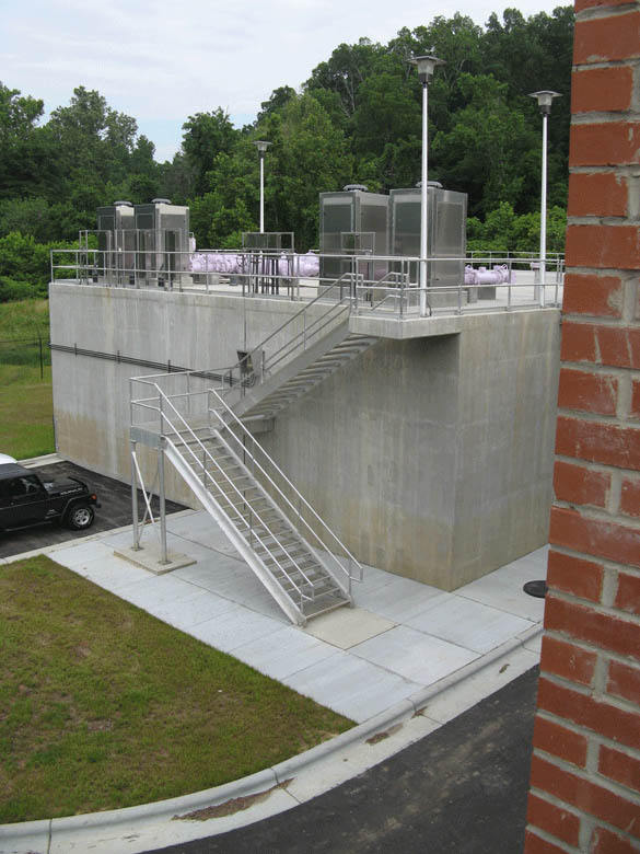 Owasa Unc Chapel Hill Reclaimed Water System Projects
