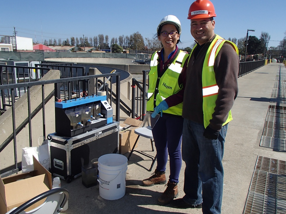 Secondary Clarifier Upgrades in San Francisco | Projects | Hazen and