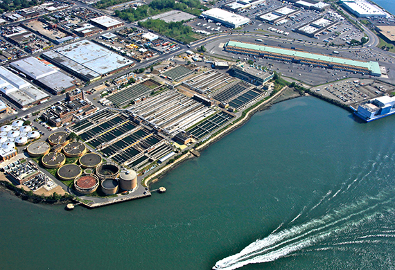 Adapting To Climate Change Impacts On Nyc Wastewater